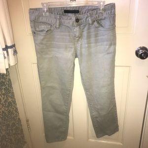 Calvin Klein grey jeans